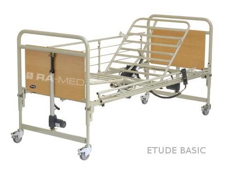 wypożyczalnia łóżko rehabilitacyjne metalowe